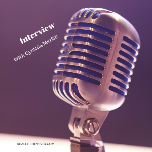 Interview with Cynthia Martin
